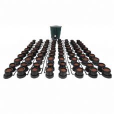 IWS Flood and Drain 80 Pot PRO System